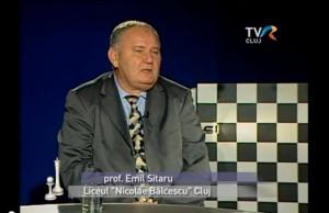profesor Emil Sitaru